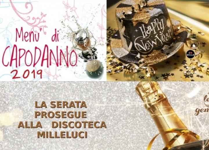 Capodanno Cenone Ristorante Tre Gemelle Zavattarello Foto