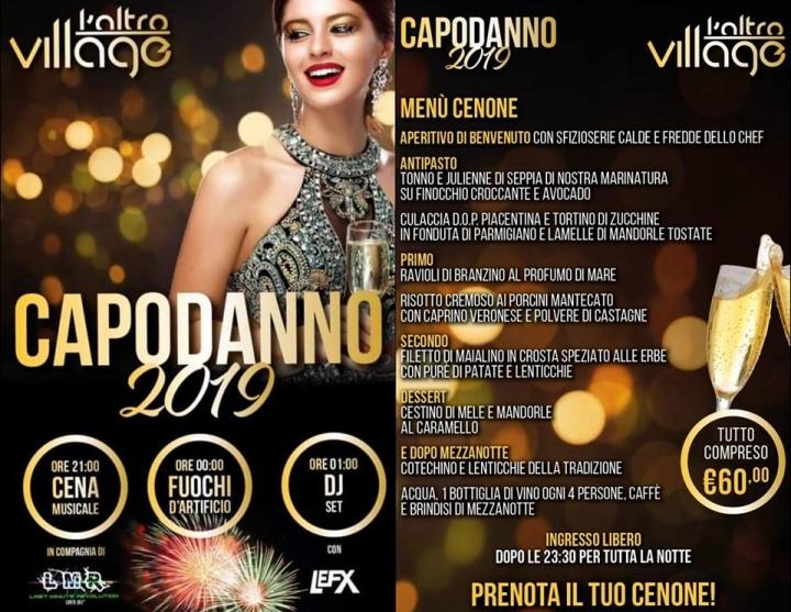 Capodanno Discoteca Altro Village Piacenza Foto